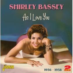 Shirley BASSEY - As I Love...