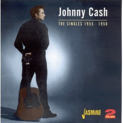 Johnny CASH - The Singles...