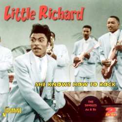 Little RICHARD - She Knows...