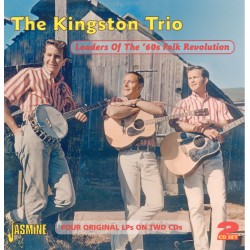 The KINGSTON Trio - Leaders...