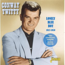 Conway TWITTY - Lonely Blue...