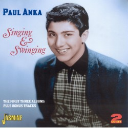 Paul ANKA - Singing and...