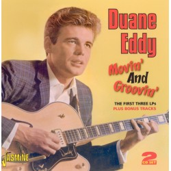 Duane EDDY - Movin' and...
