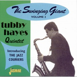 Tubby HAYES intro. THE JAZZ...
