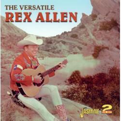 Rex ALLEN - The Versatile...
