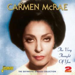 Carmen McRAE - The Very...