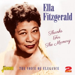 Ella FITZGERALD - Thanks...