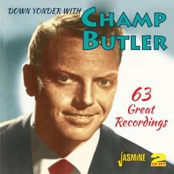Champ BUTLER - Down Yonder...