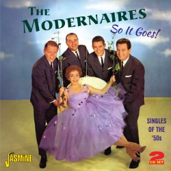 The MODERNAIRES - So it...