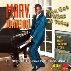 Marv JOHNSON - You Got What...