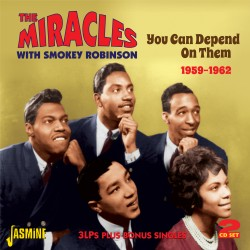 The MIRACLES with Smokey...