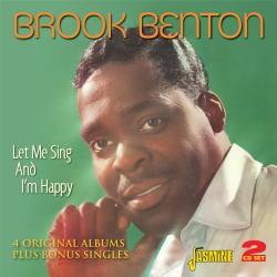 Brook BENTON - Let Me Sing...