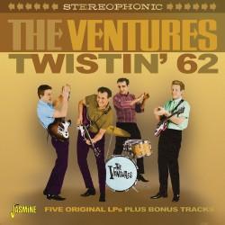 The VENTURES - Twistin' 62...