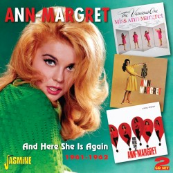 ANN-MARGRET - And Here She...