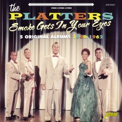 The PLATTERS - Smoke Gets...