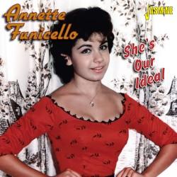 Annette FUNICELLO - She's...