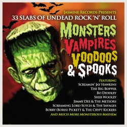 Various Artists - Monsters,...