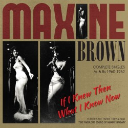 Maxine BROWN - If I Knew...