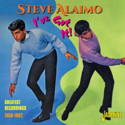 Steve ALAIMO - I've Got It!...