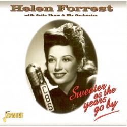 Helen FORREST w. Artie Shaw...