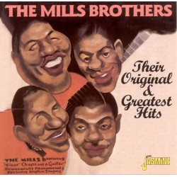 The MILLS BROTHERS - Their...