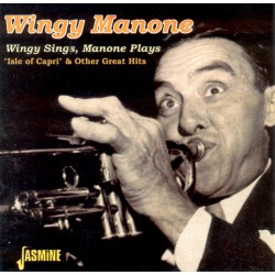 Wingy MANONE - Wingy Sings,...