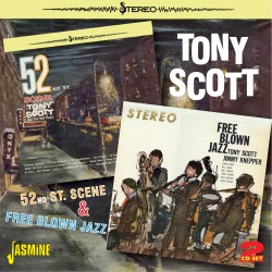 Tony SCOTT - 52nd St. Scene...