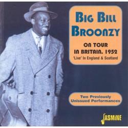 Big Bill BROONZY - On Tour...