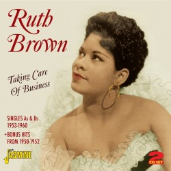 Ruth BROWN - Taking Care of...