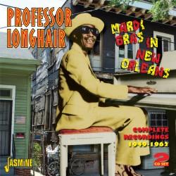 Professor LONGHAIR - Mardi...