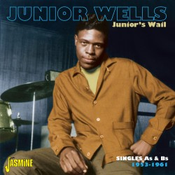 Junior WELLS - Junior's...