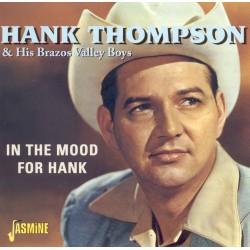 Hank THOMPSON - In The Mood...