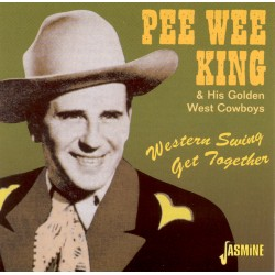 Pee Wee KING & His Golden...