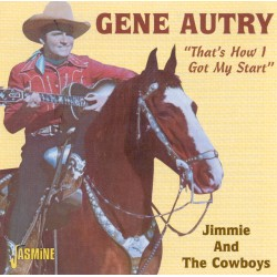 Gene AUTRY - That's How I...