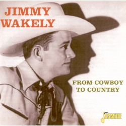 Jimmy WAKELY - From Cowboy...