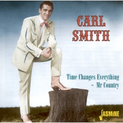Carl SMITH - Time Changes...