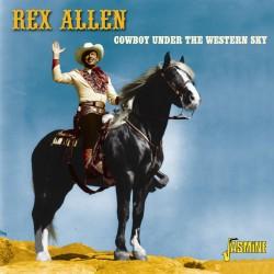 Rex ALLEN - Cowboy Under...