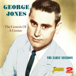 George JONES - The Genesis...