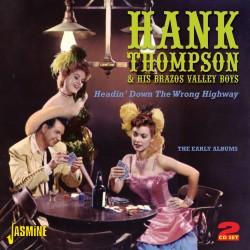 Hank Thompson & His BRAZOS...