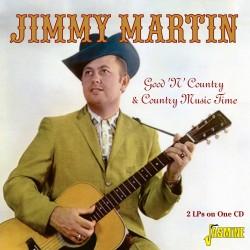 Jimmy MARTIN – Good 'N'...