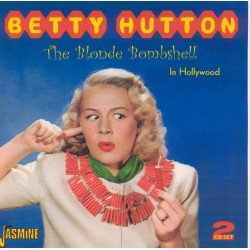 Betty HUTTON - The Blonde...