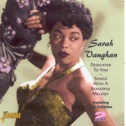Sarah VAUGHAN - Dedicated...