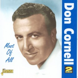 Don CORNELL - Most Of All