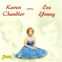 Karen CHANDLER - Meets Eve...