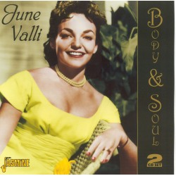 June VALLI - Body & Soul