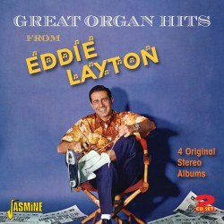 Eddie LAYTON - Great Organ...