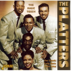 The PLATTERS - The Magic...