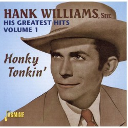 Hank WILLIAMS Snr. - His...
