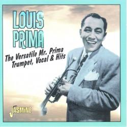 Louis PRIMA - The Versatile...