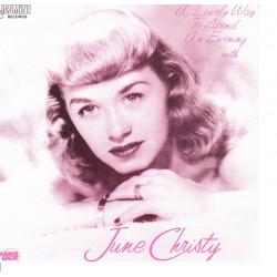 June CHRISTY - A Lovely Way...